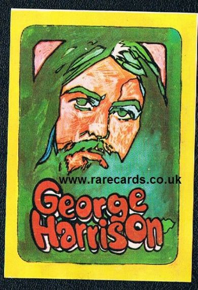 1972 Spanish George Harrison Bruguera
